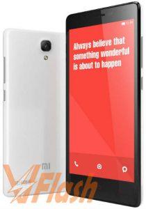 Cara Flash Redmi Note 4G Mode Fastboot