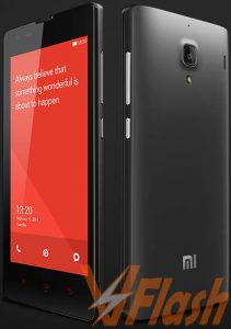 Cara Flash Xiaomi Redmi 1S ARMANI via Fastboot dengan Mi Flash Tool