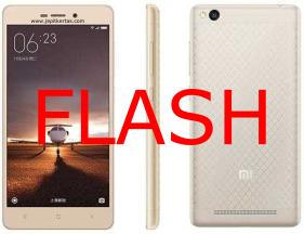 Cara Flash Redmi 3 / 3 Pro / 3s / 3x via Fastboot