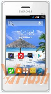 Cara Flashing Evercoss A53 Bintang via Upgrade Download