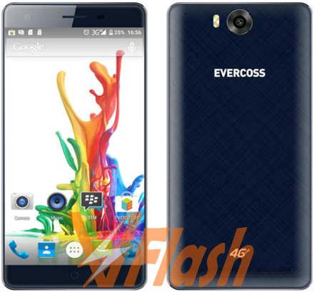 Cara Flashing Evercoss Elevate Y2 Power S55 via Flashtool