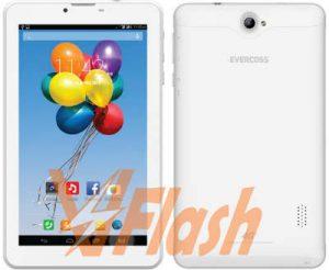 Cara Flashing Evercoss Winner TAB S4 U70 via Flashtool