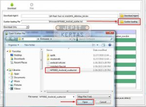 Cara Flash Lenovo A327i via Flashtool