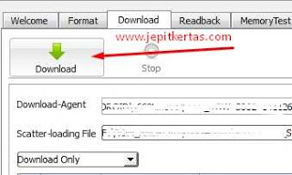 Cara Flash Mito A31 via SP Flash Tool Hanya 10 Menit