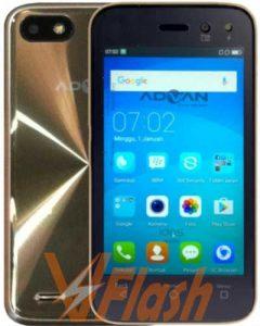 Cara Flash Advan S4Z via Upgrade Download