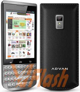 Cara Flash Advan Vandroid Q7A via Flashtool