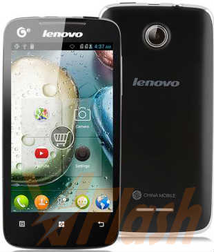 Cara Flash Lenovo A390T Firmware Stock ROM via SPD Upgrade Tool