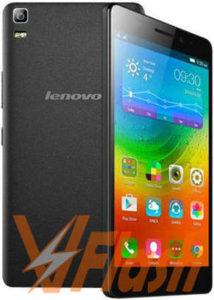Cara Flash Lenovo A7000A Plus via Flashtool