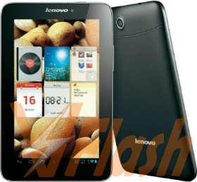 Cara Flash Lenovo IdeaTab A2107A via Flashtool