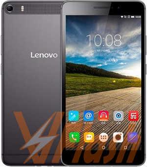 Cara Flash Lenovo Phab Plus PB1-770M Firmware via QFIL Tool