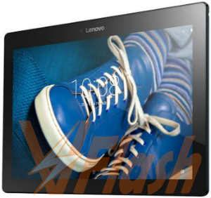 Cara Flash Lenovo Tab 2 TB2 X30L via Lenovo Downloader