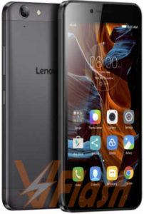 Cara Flash Lenovo Vibe K5 via Lenovo Downloader