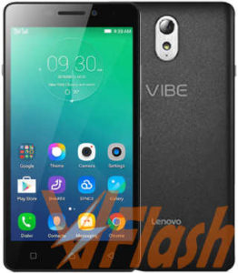 Cara Flash Lenovo Vibe P1M via Flashtool