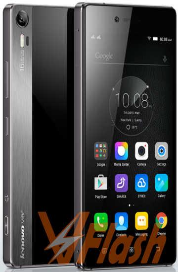 Cara Flash Lenovo Vibe Shot Z90a40 Firmware via QFIL Tool