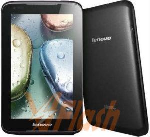 Tutorial Cara Flash Lenovo A1000G via Flashtool
