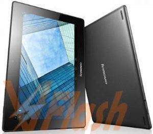 Tutorial Mudah Cara Flash Lenovo IdeaTab S6000L via Flashtool