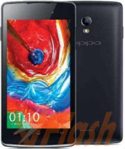 Tutorial Mudah Cara Flash Oppo Joy R1001 via Flashtool