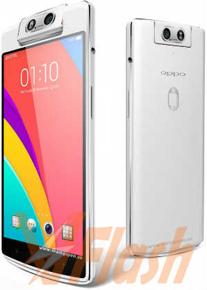 Cara Flash Oppo N5206 N3 Firmware Stock ROM via MSM Flash Tool