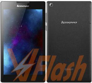 Cara Flash Lenovo A7-30H Tab 2 Firmware Stock ROM via SP Flash Tool