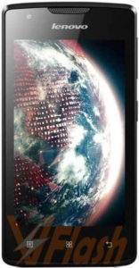 Cara Flashing Lenovo A1000 via Spreadtrum SPD Tool