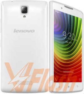 Cara Flashing Lenovo A2010 via Flashtool