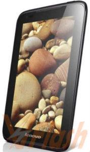 Cara Flashing Lenovo IdeaTab A1000 G via Flashtool