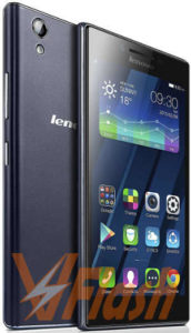 Cara Flashing Lenovo P70 A via Flashtool