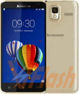 Cara Flashing Lenovo S580 via Lenovo Downloader Tool