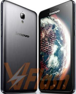 Cara Flashing Lenovo S660 Stock ROM via SP Flash Tool