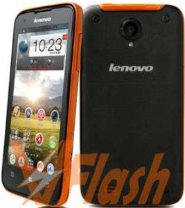 Cara Flashing Lenovo S750 via Flashtool