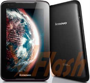 Cara Flashing Lenovo Tablet A1000LF Firmware Stock ROM via Flash Tool