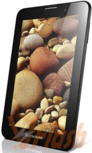 Cara Flashing Lenovo Tablet A3000 via Flashtool