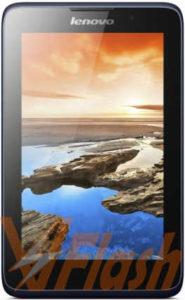Cara Flashing Lenovo Tablet A3300T via Flashtool