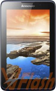 Cara Flashing Lenovo Tablet A3500 F via Flashtool