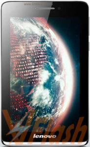Cara Flashing Lenovo Tablet A5500F via Flashtool