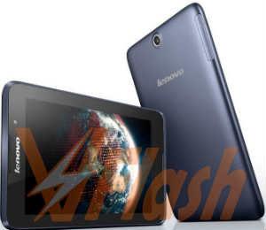 Cara Flashing Lenovo Tablet A5500H via Flashtool