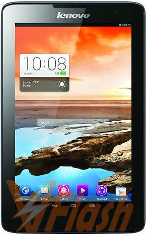 Cara Flashing Lenovo Tablet A5500HV Firmware ROM via SP Flash Tool