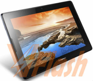 Cara Flashing Lenovo Tablet A7600 F via Flashtool