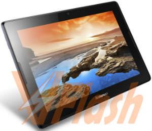 Cara Flashing Lenovo Tablet A7600-F Firmware ROM via SP Flash Tool