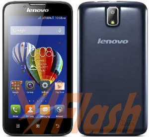 Cara Flashing Lenovo A328 Firmware Stock ROM via SP Flash Tool