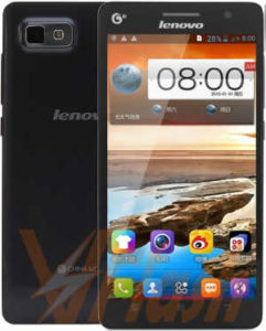 Tutorial Mudah Cara Flashing Lenovo A708T via Flashtool