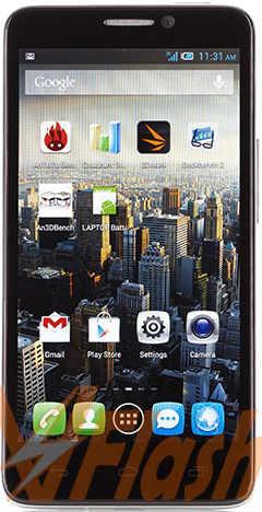Cara Flashing Alcatel One Touch Idol 6030A via SP Flash Tool