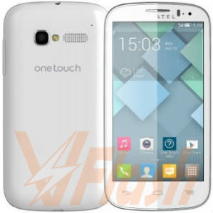 Cara Flashing Alcatel One Touch Pop C5 5036X via Flashtool