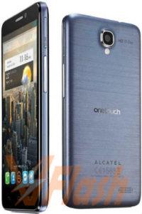 Cara Flashing Alcatel OneTouch Idol 6030D via Flashtool