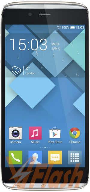 Cara Flash Alcatel One Touch Idol Alpha 6032 via SP Flash Tool