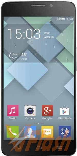 Cara Flash Alcatel One Touch Idol X 6040D via SP Flash Tool