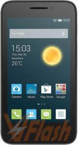 Cara Flashing Alcatel OneTouch Pixi 3 4009E via Flashtool