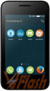 Cara Flashing Alcatel OneTouch Pixi 3 4022D via Flashtool