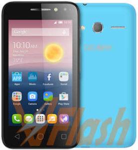Cara Flashing Alcatel OneTouch Pixi 4 4034X via Flashtool