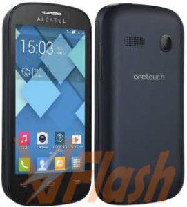 Cara Flashing Alcatel OneTouch Pop C3 4033D via Flashtool
